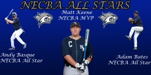 Keene Named NECBA MVP Basque & Bates All Stars